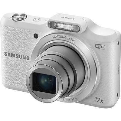 WB50F 16.2MP 12x Opt Zoom Smart Digital Camera - White