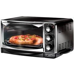 6 Slice Toaster Oven (black)