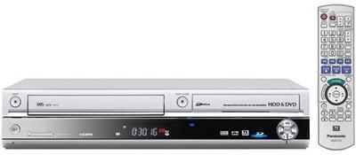 DMR-EH75VS Progressive HDD/DVD/VCR Combo Recorder (Refurbished)