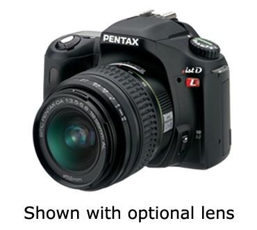 *IST DL Digital SLR Body (lens not included)