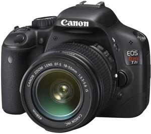 EOS Rebel T2i 18 MP CMOS Digital SLR & 18-55 IS - OPEN BOX