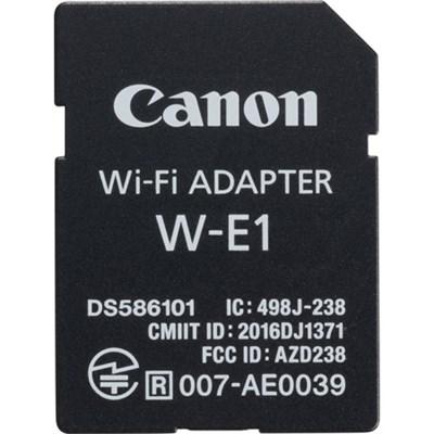 Wi-Fi Adapter W-E1 Wireless File Transmitter