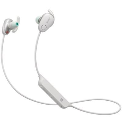 WI-SP600N Wireless In-Ear Sport Headphones w/ Bluetooth - White (WISP600N/W)