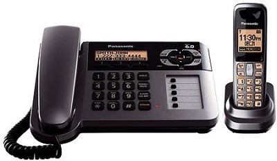 KX-TG1061M DECT 6.0 Corded/Cordless includes 1 handset, TAD