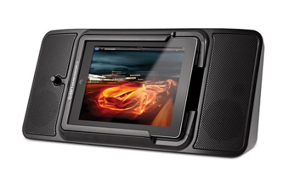 SOUNDSTATION HD Multi-angled Speaker Dock for iPad