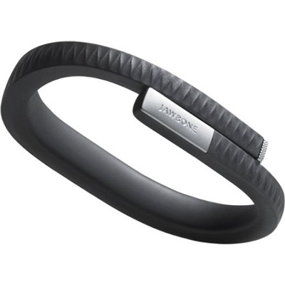 UP by Jawbone - Large Wristband - Retail Packaging - Onyx