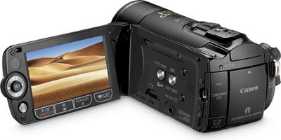 VIXIA HF20 Flash Memory Camcorder W/ 32GB Internal Drive