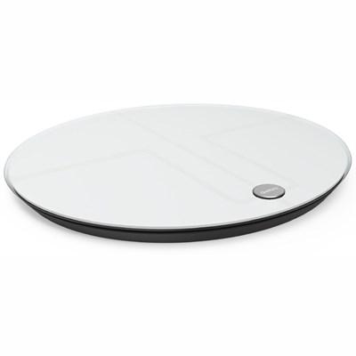 Base 2 Wireless Smart Scale and Body Analyzer - White - (B200IAW)