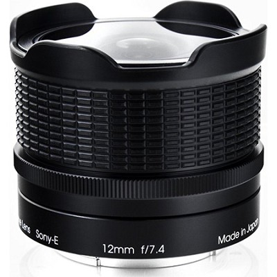 RMC 12mm Fisheye Lens Sony-E (NEX)