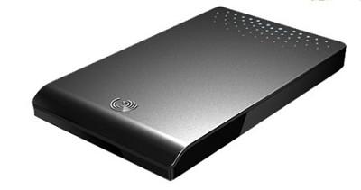 FreeAgent Go 250 GB USB 2.0 Portable External Hard Drive (Black)