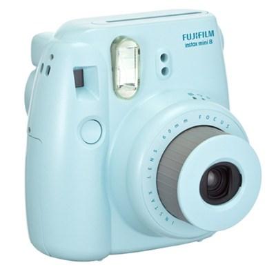 Instax 8 Color Instax Mini 8 Instant Camera - Blue - OPEN BOX