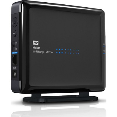 WD My Net IEEE 802.11n 54 Mbps Wireless Range Extender