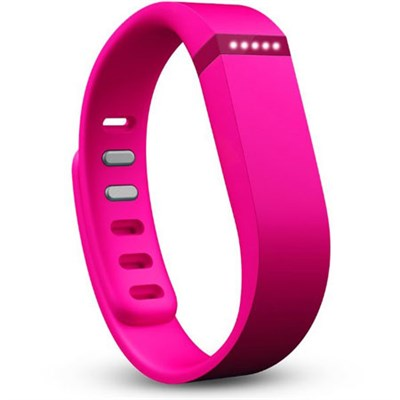 Flex Wireless Activity + Sleep Wristband Pink (FB401PK) - OPEN BOX