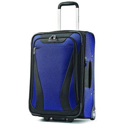 Aspire Gr8 21 Exp. Upright Suitcase - Midnight Blue