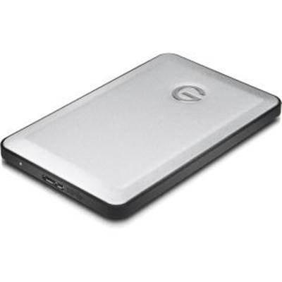 G Drive Slim 500GB 7200 Silver