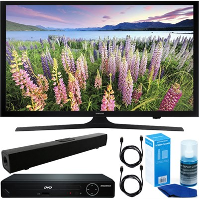 43` Full HD 1080p Smart LED HDTV + HDMI DVD Player +Bluetooth Sound Bar