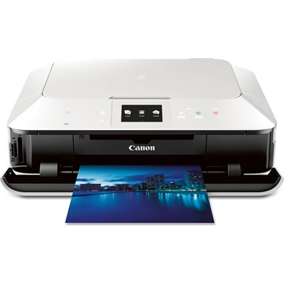 PIXMA MG7120 - Wireless Inkjet Photo All-In-One Printer - White