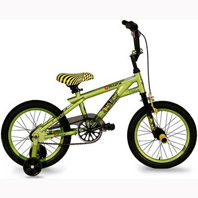 MicroForce 16in Kids Bike - OPEN BOX