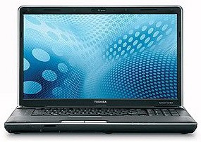 Satellite P505-S8010 18.4 inch Notebook PC