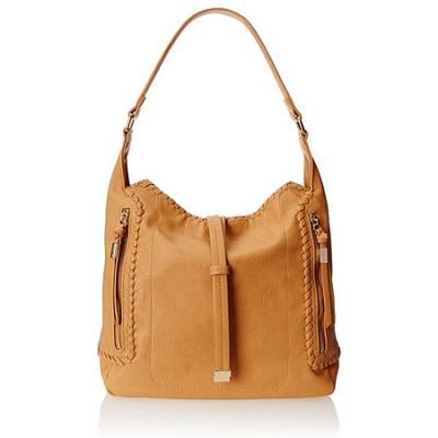 Aricia Crossbody Handbag(Camel)