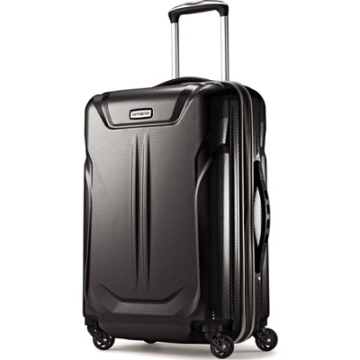Liftwo Hardside 21` Spinner Luggage - Black