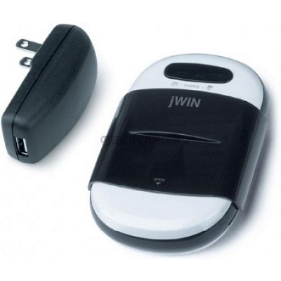 2-Way AC/DC Rapid USB Charger