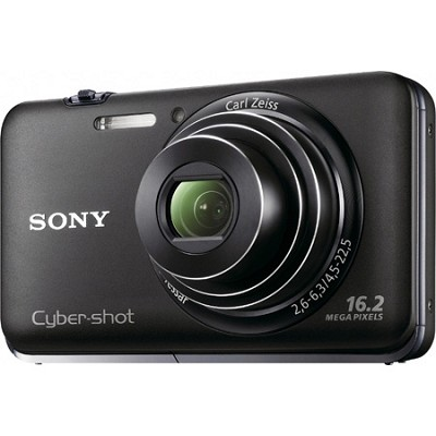 Cyber-shot DSC-WX9 Black Digital Camera