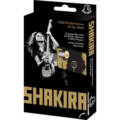 RBW-4911 - Shakira In-Ear Buds Window Box