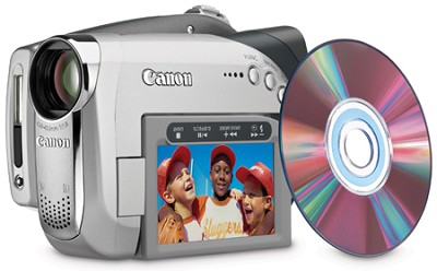 DC22 DVD Camcorder - OPEN BOX