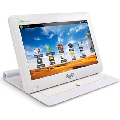 M7 White 7-inch Touch Screen MultiPad w/ Android Operating System  OPEN BOX