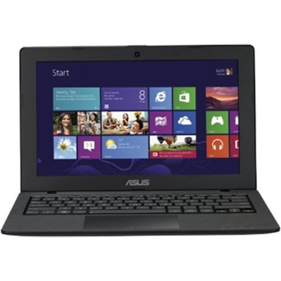 K200MA-DS01T 11.6-Inch Touchscreen Intel Celeron N 2815 Notebook - OPEN BOX