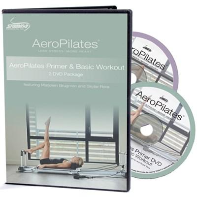 AeroPilates Primer & Basic Workout DVD, 2-Pack