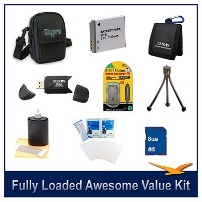 Fully Loaded Awesome Value Kit for SX500,SX510,D30,S95,SX700 & SX280