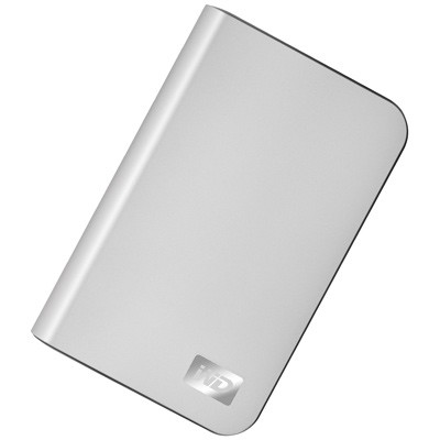 My Passport Studio Portable 320 GB Mac-Ready Hard Drive { WDMS3200TN }