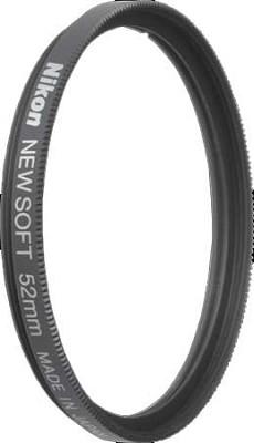 52 mm Screw-On Soft Focus Filter