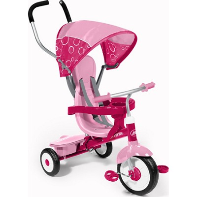 811P Girls 4-in-1 Trike