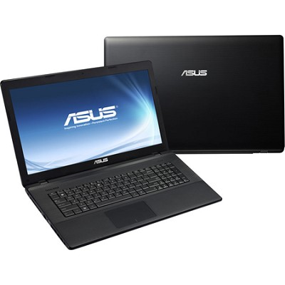 X75A-DH32 17.3`  Intel Core i3-3110M Laptop - OPEN BOX