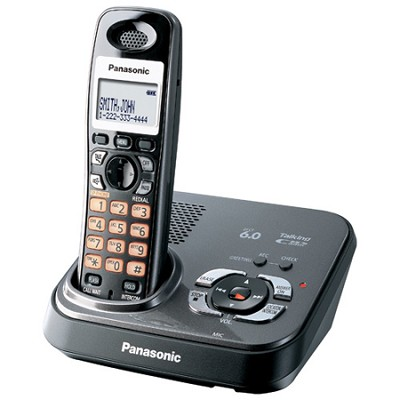 KX-TG9331T DECT 6.0 Expandable Digital Cordless Phone