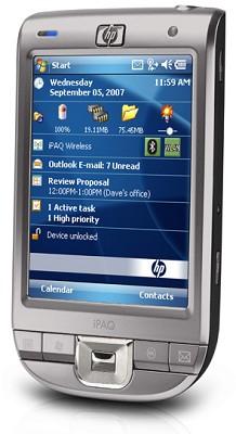 IPAQ 111 Classic Handheld PC