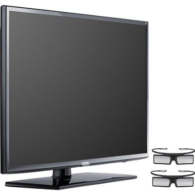 UN46EH6030 46 inch 120hz 1080p 3D LED HDTV + 2 Glasses - OPEN BOX