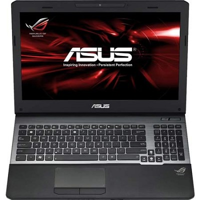 15.6` ROG G55VW-DH71 Notebook PC - Intel Chief River i7-3630QM 2.4GHz Processor