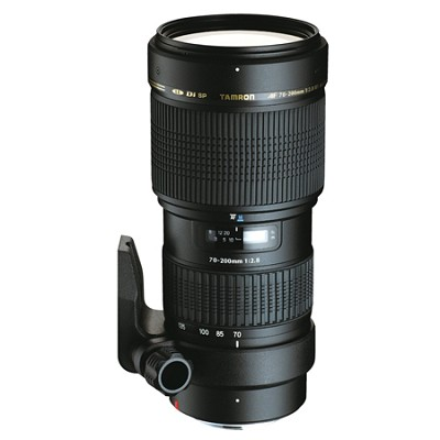SP AF70-200mm F/2.8 Di LD [IF] Macro For Pentax USA Warranty