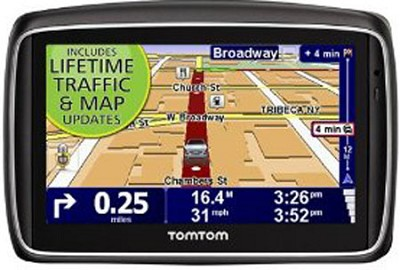 GO 740 TM Live 5.0` GPS connected device w/ Lifetime Traffic and Map Updates