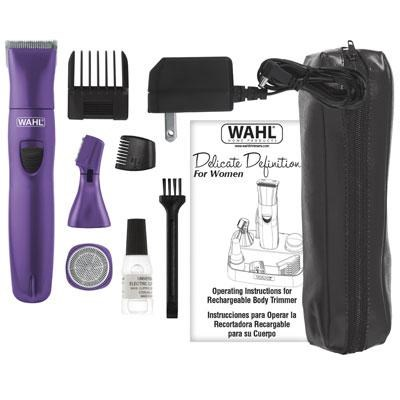 PC Ladies Rechrgbl Trimmer