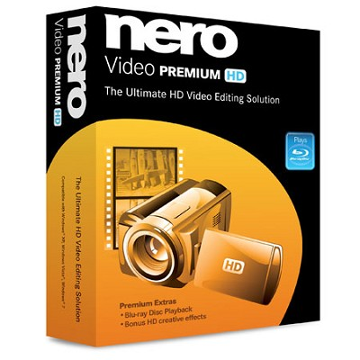 Video Premium HD advanced video editing, authoring, and playback tools
