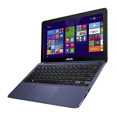 15.6` 1.6GHz 4GB 500GB Win10 Laptop in Aqua Blue - 90NB0B35-M11750