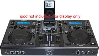 dMIX-600 DJ Mixer