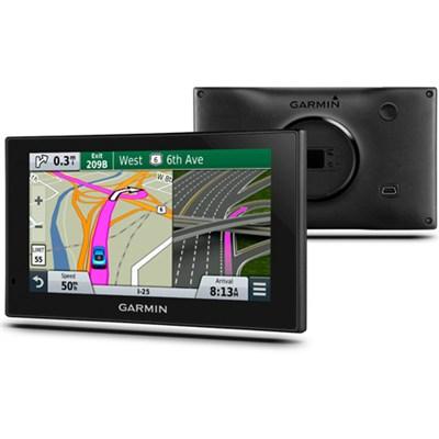 nuvi 2689LMT Advanced Series 6` GPS w/ Bluetooth Lifetime Maps - Refurbished