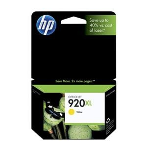 HP 920XL Yellow Ink Cartridge