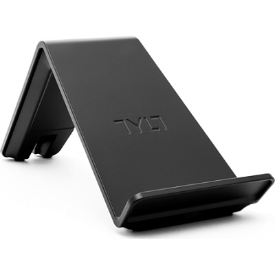 VU Wireless Charger for QI Compliant Smartphones -Black For Galaxy S5 ,Galaxy S6